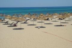 Tunisie, Hammamet Nabeul, plage