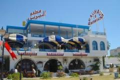 Tunisie, Nabeul café