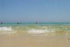 Tunisie, Hammamet Nabeul, plage et mer turquoise