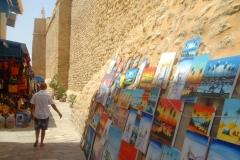 Tunisie, Nabeul remparts