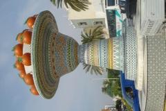 Tunisie, Nabeul entrée de la ville
