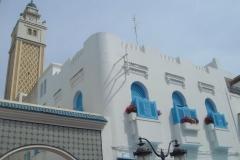 Tunisie, Nabeul minaret