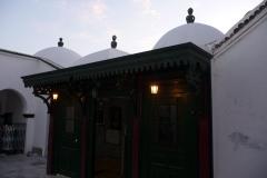 Tunisie, Sidi Bou Saïd, architecture tunisienne
