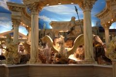 USA, Côte ouest, Las Vegas de nuit, Caesar Palace