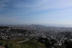 USA, Côte ouest, San Francisco, vue aérienne