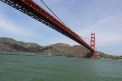 USA, Côte ouest, San Francisco, Golden gate