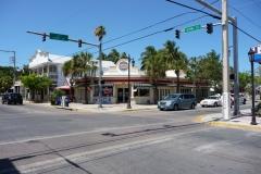 Floride, USA, Key West, Chez Denny's