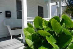 Floride, USA, Key West, maison typique