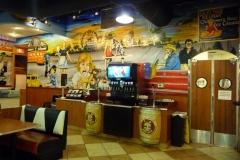 Floride, USA, Orlando, restaurant 50's
