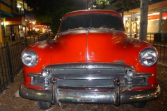 Floride, USA, Orlando, voiture ancienne oldtimers