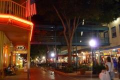 Floride, USA, Orlando, commerces de nuit