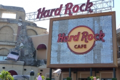 Floride, USA, Orlando, Universal Studios, Hard Rock Café