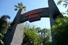 Floride, USA, Orlando, Universal Studios, Jurassic Park