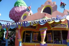Floride, USA, Orlando, Universal Studios, Ice creams