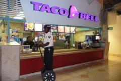 Floride, USA, Orlando, Taco Bell, chaîne de fast food spécialisée mexicain