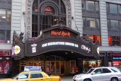 New York City, USA, Broadway, Time Square, Hard Rock Café
