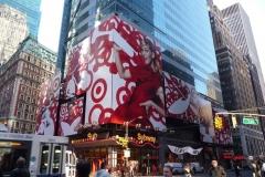 New York City, USA, Broadway, Manhattan, Time Square, enseignes lumineuses