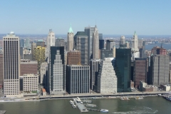 New York City, USA, Manhattan sud, Hudson river