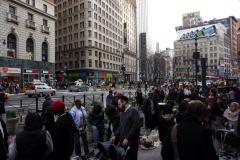 New York City, USA, Manhattan, Broadway