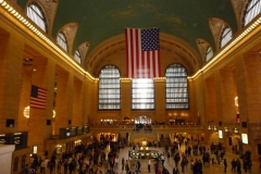 New York City, USA, Manhattan, Grand Central Station, célèbre gare NYC