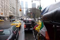 New York City, USA, Manhattan, calèche à Central Park