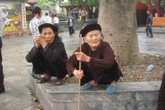 Vietnam, femmes agées