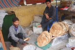 Vietnam, cuisson du pain