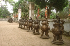 Vietnam, temple