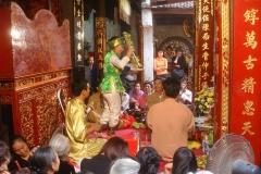 Vietnam, temple boudhiste