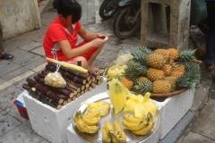 Vietnam, vente de fruits
