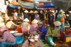Vietnam, jour de marché vietnamien