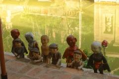 Vietnam, théâtre de marionnettes sur l'eau