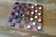 Zanzibar - jeu de dames