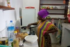 Zanzibar - personnel de maison