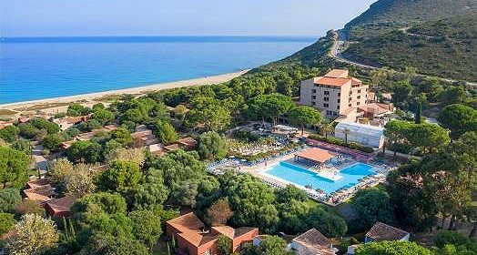 Corse, village-vacances