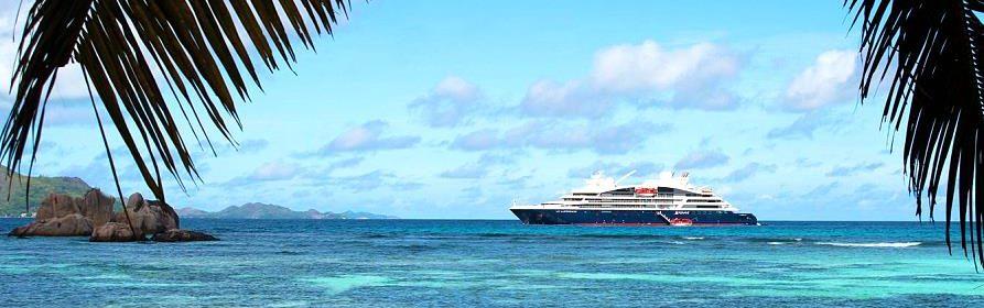 Croisière Ponant aux Seychelles