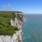Douvres sur la Manche en Angleterre