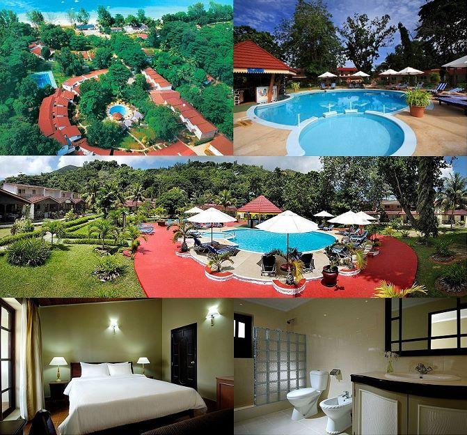 Hôtel Berjaya Praslin Resort Seychelles