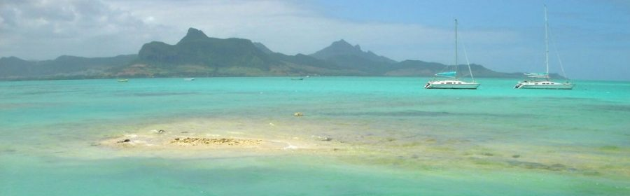 Ile Maurice Blue Bay