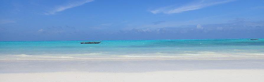 Jambiani plage et lagon