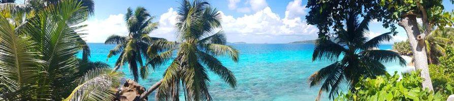 La Digue, Anse Gaulettes, Seychelles