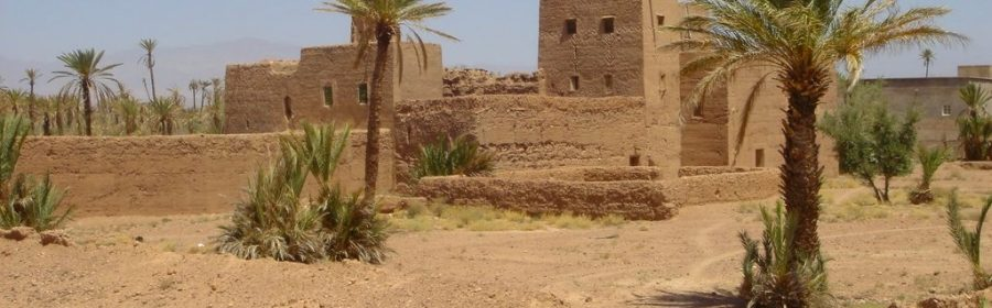 Maroc le grand sud, Sud marocain