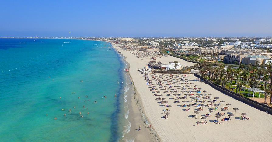 Plage Hôtel Lookéa Playa Djerba