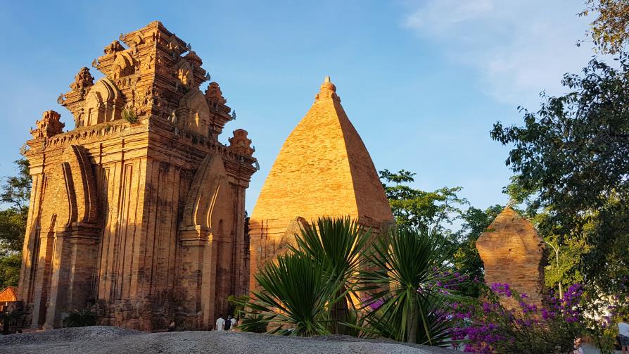 Po Nagar Nha Trang temple bouddhiste Vietnam