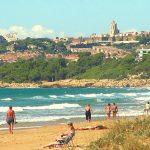 Tarragona ville médiévale Espagne