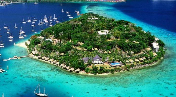 Vanuatu océan pacifique