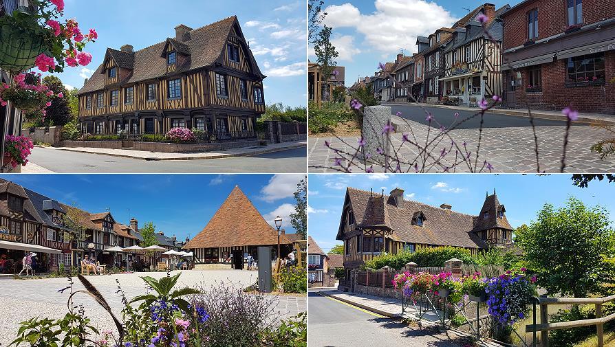 Beuvron-en-Auge, Normandie Calvados 14