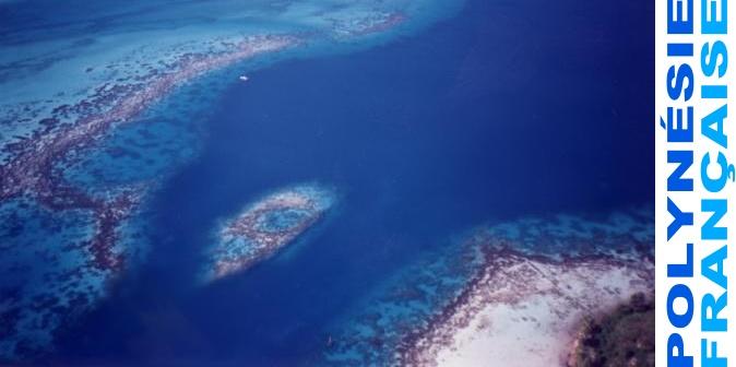 Bora Bora et son magnifique lagon leu