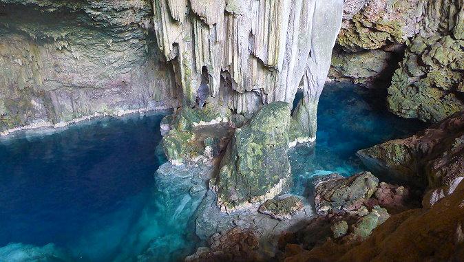 Grotte de Saturne, Cueva de Saturno Cuba