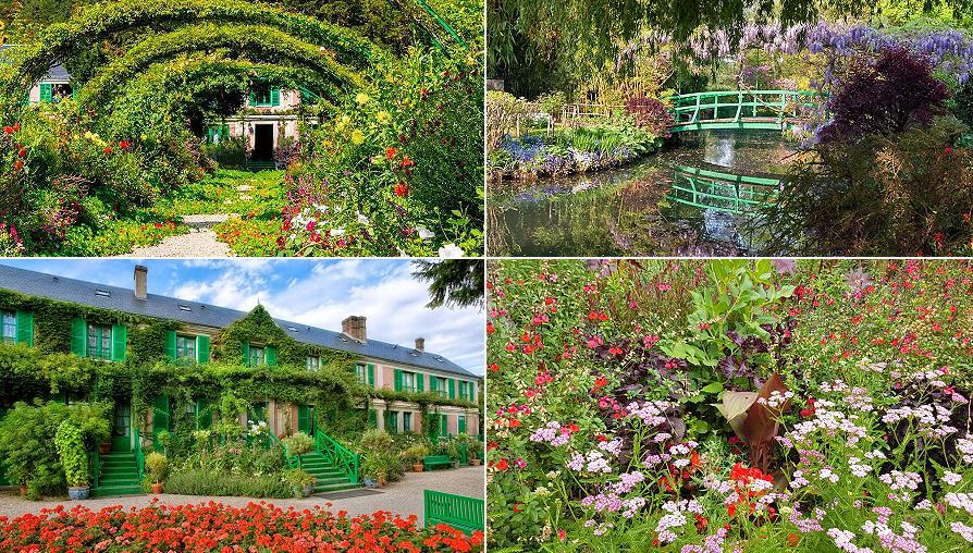 Fondation et jardin Claude Monet à Giverny